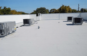 The enlightenment and reason we have with Flat Roofing is unrivaled
