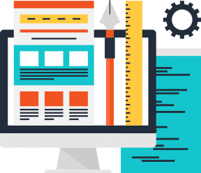 What is web site development?