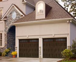 Build of best sectional doors of the garage